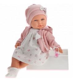 Кукла Juan Antonio Роза в розовом 55 см 1904P