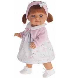 Кукла Juan Antonio Эвелина 38см 2260P