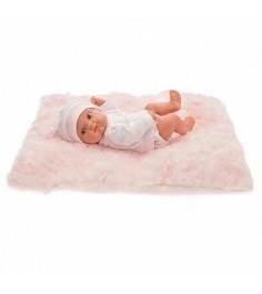 Кукла Juan Antonio Пепита на розовом одеялке 21 см 3903P