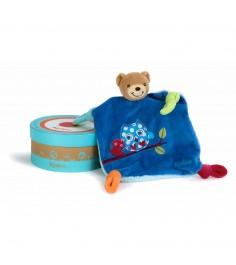 Мягкая игрушка Kaloo комфортер на руку Цвета Мишка 20 см K963262