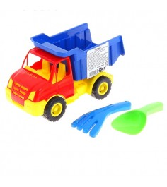 Набор для игр в песочнице крош с машинкой Каролина 40-0043...