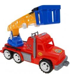 Детский автомобиль профи пожарная машина Каролина 40-0051...