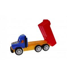 Детский автомобиль профи самосвал средний Каролина 40-0057...