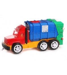 Детский автомобиль профи мусоровоз Каролина 40-0050...