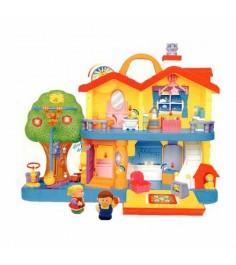 Развивающая игрушка Kiddieland Занимательный дом KID 032730