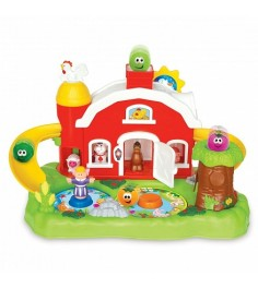 Развивающая игрушка Kiddieland Фермерский дворик KID 035022