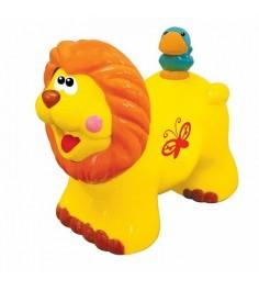 Развивающая игрушка Kiddieland Каталка Львенок KID 051706