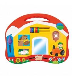 Развивающая игрушка Kiddieland Музыкальная ферма KID 052878