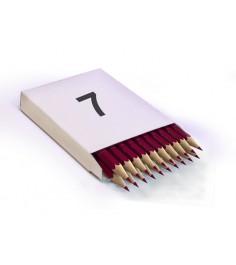 Картридж Leco GigaBloks 20 карандашей цвет №7 т229207