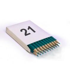 Картридж Leco GigaBloks 20 карандашей цвет №21 т229221