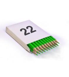 Картридж Leco GigaBloks 20 карандашей цвет №22 т229222