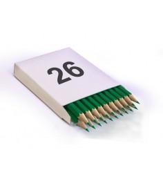 Картридж Leco GigaBloks 20 карандашей цвет №26 т229226