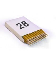 Картридж Leco GigaBloks 20 карандашей цвет №28 т229228