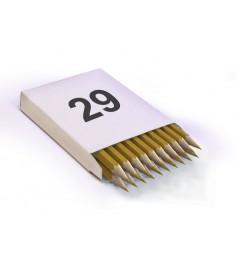 Картридж Leco GigaBloks 20 карандашей цвет №29 т229229