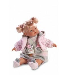 Кукла Llorens Juan Аитана 33 см со звуком L 33264