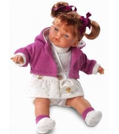 Кукла Llorens Juan Алиса 33 см со звуком L 33268