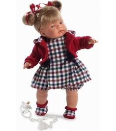 Кукла Llorens Juan Катя 38см L 38308