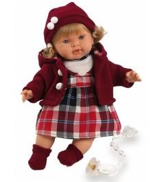 Кукла Llorens Juan Марина 42 см L 42118