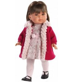 Кукла Llorens Juan Лаура 45 см L 54515