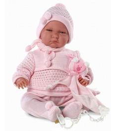 Кукла Llorens Juan Лала 40 см со звуком L 74016