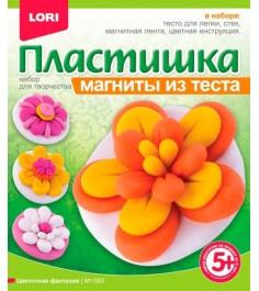 Магниты из теста цветочная фантазия Lori Мт-003