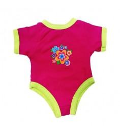 Одежда для куклы Mary Poppins 38 43см боди Цветочек 208