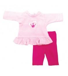 Одежда для куклы Mary Poppins 38 43см Туника и легинсы Корона 211