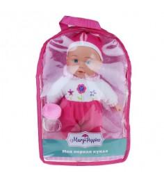 Кукла Mary Poppins Полли Милый болтун 33 см м н озвуч рюкзак 451199