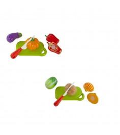 Набор для резки Mary Poppins овощи 3шт в ас те 453042