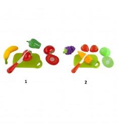 Набор для резки Mary Poppins овощи и фрукты 4 шт в ас те 453044