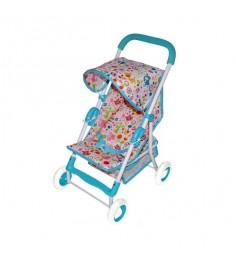 Коляска Mary Poppins прогулочная Фантазия голуб 43х35х62см 67317