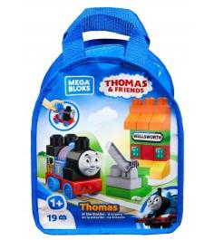 Mega Bloks томас и друзья станция FLY99