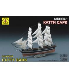 Модель корабль клипер катти сарк 1:350 Моделист 135006