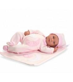 Пупс в розовом костюмчике с конвертом 45 см Arias Т11116