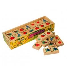 Домино детское ягоды Пелси и692