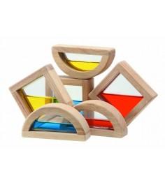 Развивающая игра Plan Toys Водяные блоки 5523