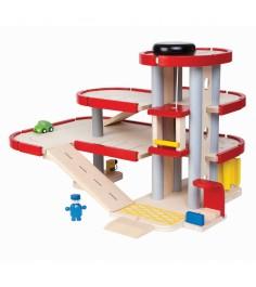 Игровой набор Plan Toys Plan City Паркинг 6227