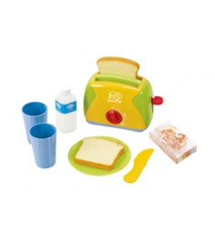 Детский набор бытовой техники PlayGo с тостером Play 3682