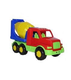 Автомобиль бетоновоз максик Полесье П-35158