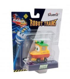 Паровозик Robot Trains Утенок в блистере 80157