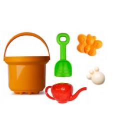 Песочный набор клубничка Рославльская игрушка 4128