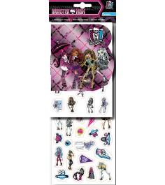 Monster High Наклейки розовая Росмэн 20822