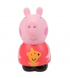 Резиновая игрушка свинка пеппа 10 см Росмэн 25067
