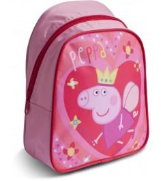 Рюкзачок малый Свинка Пеппа Королева Росмэн 29313