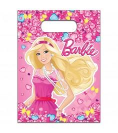 Пакет для подарков Барби Росмэн 30305