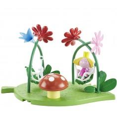 Игровой набор маленькое королевство бена и холли веселые качели Росмэн 30975