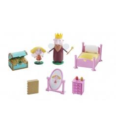 Игровой набор маленькое королевство бена и холли сказки на ночь Росмэн 30977