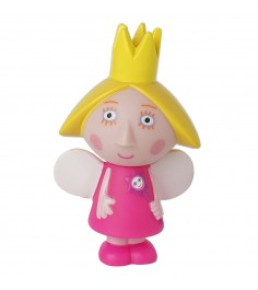 Фигурка пластизоль принцесса холли 10 см бен и холли Росмэн 30980