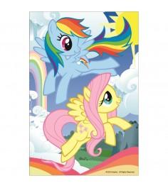 Роспись по холсту пони пегасы тм мой маленький пони Росмэн 31262