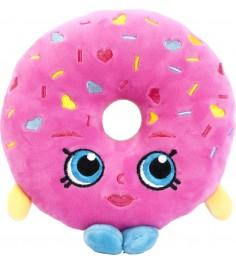 Мягкая игрушка шопкинс пончик делиш 20 см Росмэн 31632